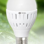 TESS 20W led light wil change lighting