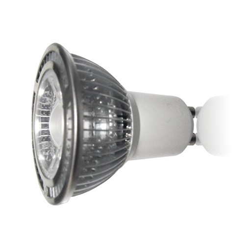LED 5W spotlight replacement for 240volt, 50W halogen light