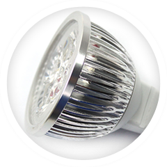 Led lighting downlights for home or office