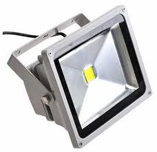 LED 20W floodlight replacement for 240volt, 250W floodlight