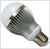 LED 10W globe replacement for 240volt, 60W incandescent light bulb